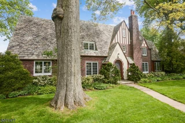 48 Cobane Ter, West Orange Twp., NJ 07052 (MLS #3712643) :: Coldwell Banker Residential Brokerage