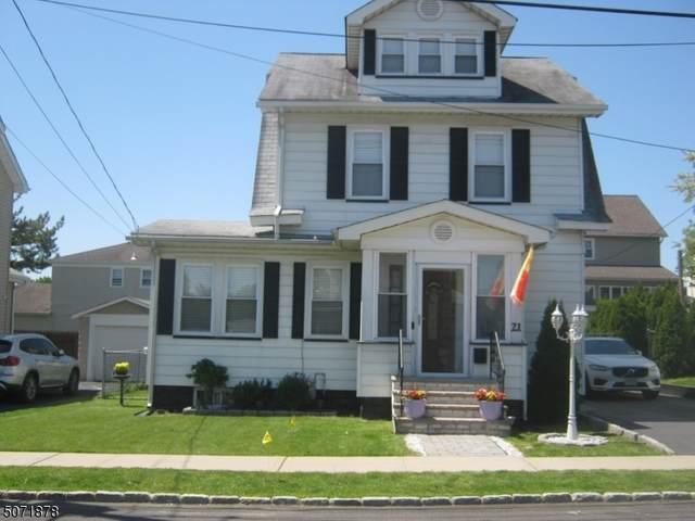 21 Main Ter, Bloomfield Twp., NJ 07003 (#3712658) :: Jason Freeby Group at Keller Williams Real Estate