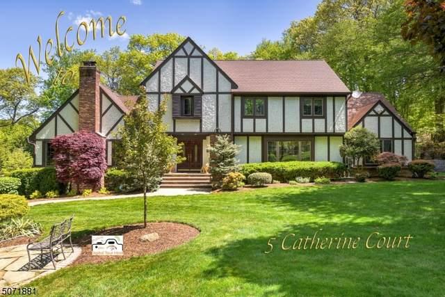 5 Catherine Ct, Boonton Twp., NJ 07005 (#3712668) :: Jason Freeby Group at Keller Williams Real Estate