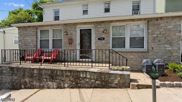 118 Liberty St #3, Boonton Town, NJ 07005 (MLS #3712680) :: Weichert Realtors