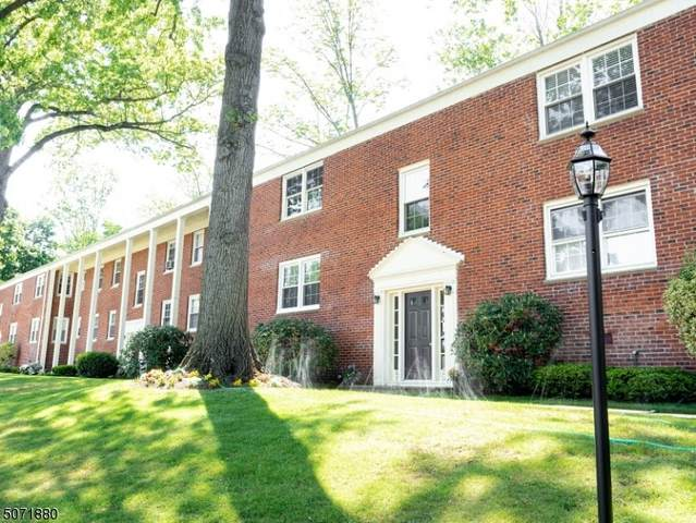 390 Morris Ave #10, Summit City, NJ 07901 (MLS #3712750) :: RE/MAX Platinum