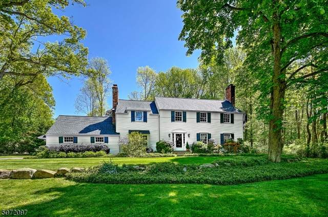 199 Anderson Hill Rd, Bernardsville Boro, NJ 07924 (MLS #3712865) :: The Sue Adler Team