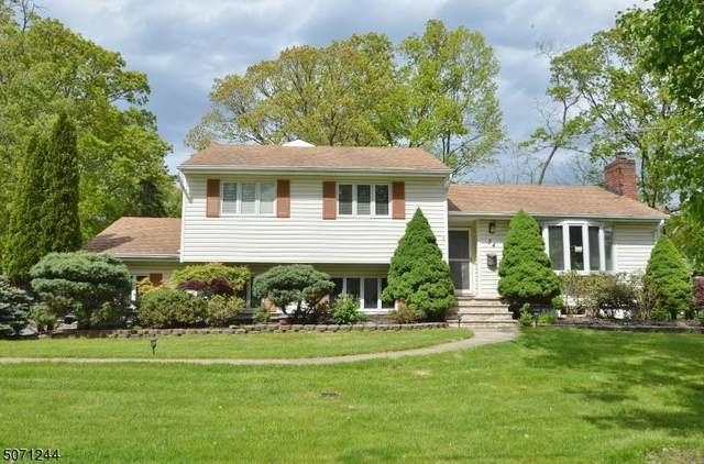 34 Friar Rd, Parsippany-Troy Hills Twp., NJ 07950 (MLS #3712911) :: The Debbie Woerner Team