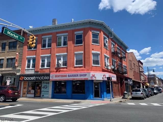 291 Market St, Paterson City, NJ 07501 (MLS #3713003) :: Gold Standard Realty