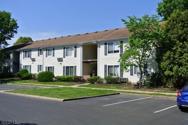 44 Norwich Pl #44, Franklin Twp., NJ 08873 (MLS #3713028) :: Gold Standard Realty