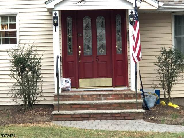 15 Christie St, Demarest Boro, NJ 07627 (MLS #3713092) :: Corcoran Baer & McIntosh