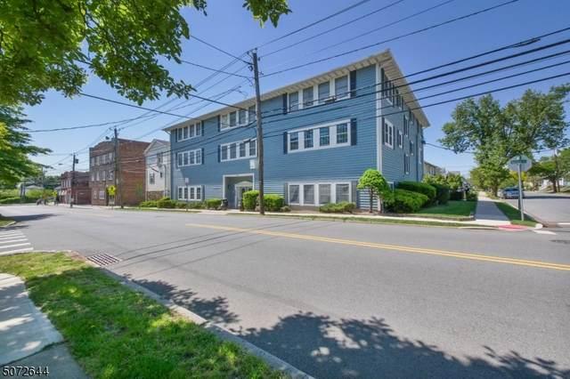 393 Boyden Ave #8, Maplewood Twp., NJ 07040 (MLS #3713279) :: The Sue Adler Team