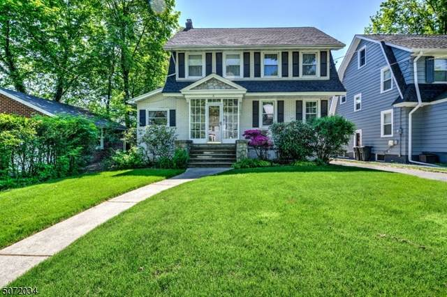 6 Highland Ave, Maplewood Twp., NJ 07040 (MLS #3713317) :: The Sue Adler Team