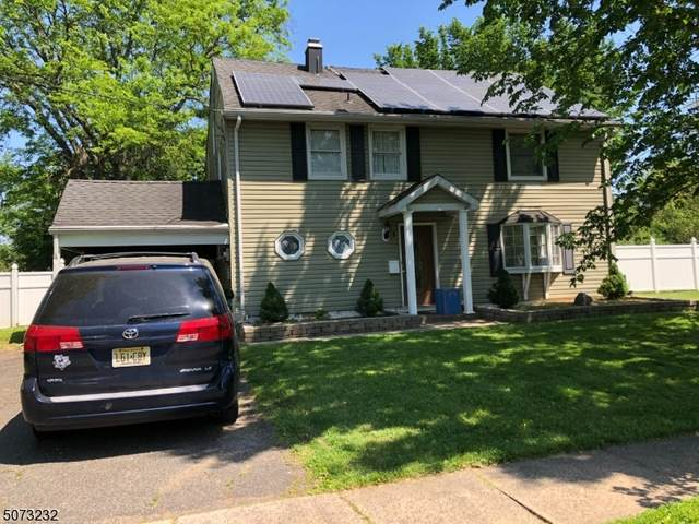 1 Fordham Rd, Franklin Twp., NJ 08873 (MLS #3713820) :: The Sikora Group