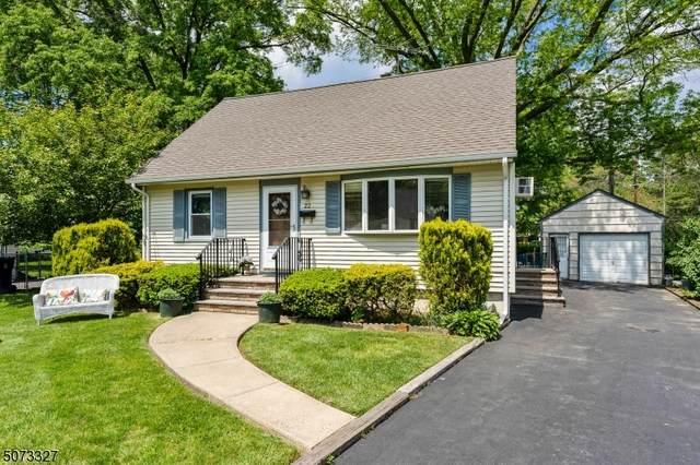 22 Mary Ln, Fanwood Boro, NJ 07023 (MLS #3713926) :: The Dekanski Home Selling Team