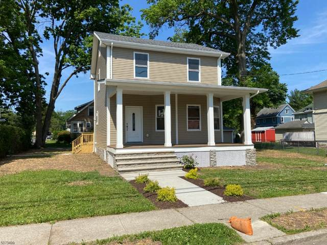 119 Clark St, Hillside Twp., NJ 07205 (MLS #3714114) :: The Sue Adler Team