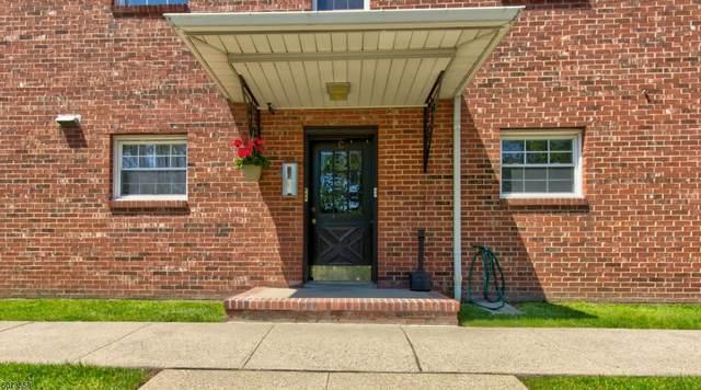 355 Broad St C4, Clifton City, NJ 07013 (#3714258) :: Rowack Real Estate Team