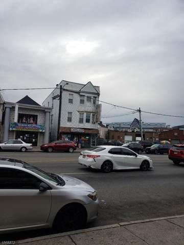 352 Bloomfield Ave #2, Newark City, NJ 07107 (MLS #3714330) :: Kay Platinum Real Estate Group