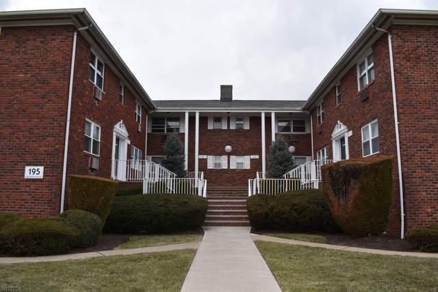 195 N Beverwyck Rd #7, Parsippany-Troy Hills Twp., NJ 07054 (MLS #3714346) :: SR Real Estate Group
