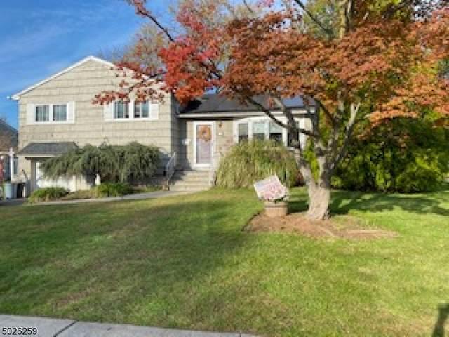 22 Carline Dr, Clifton City, NJ 07013 (MLS #3714554) :: Corcoran Baer & McIntosh