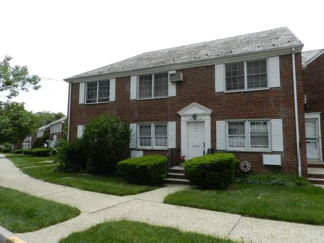 72 Meadowbrook Place 72B, Maplewood Twp., NJ 07040 (MLS #3715065) :: Zebaida Group at Keller Williams Realty