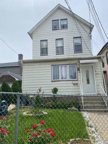328 1st Ave, Elizabeth City, NJ 07206 (MLS #3715108) :: The Sikora Group