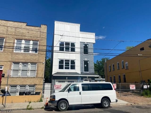 486 South 17th Street, Newark City, NJ 07103 (MLS #3715191) :: SR Real Estate Group