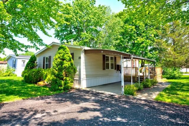 15 Tess Dr, Lafayette Twp., NJ 07848 (MLS #3715193) :: SR Real Estate Group