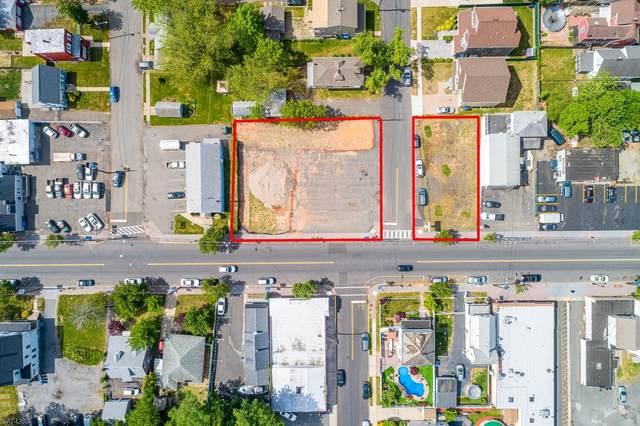 415 New Brunswick Ave, Woodbridge Twp., NJ 08863 (#3715274) :: Rowack Real Estate Team