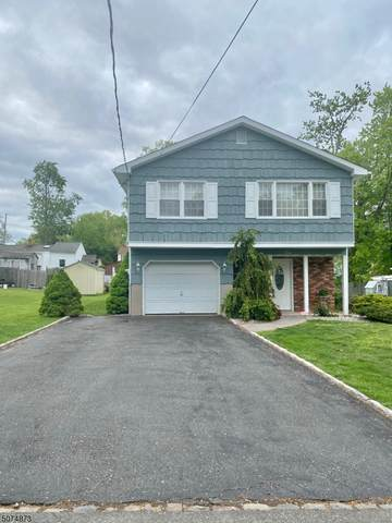234 Hiawatha Blvd, Parsippany-Troy Hills Twp., NJ 07034 (MLS #3715352) :: The Debbie Woerner Team