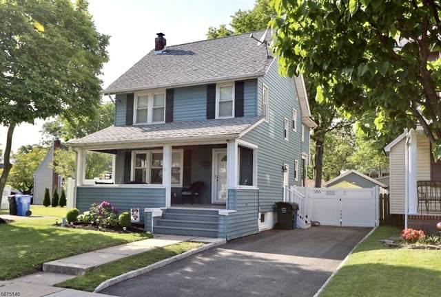 188 Rowland Pl, Woodbridge Twp., NJ 07095 (MLS #3715476) :: Zebaida Group at Keller Williams Realty