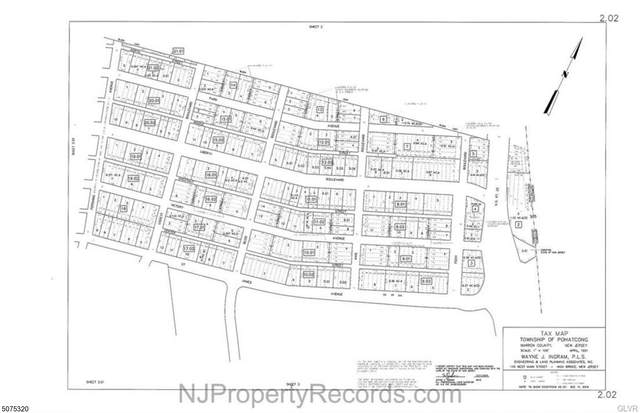 0 Foch, Pohatcong Twp., NJ 08865 (MLS #3715584) :: Team Francesco/Christie's International Real Estate