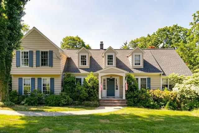 736 Fairmount Ave, Chatham Twp., NJ 07928 (MLS #3715696) :: SR Real Estate Group