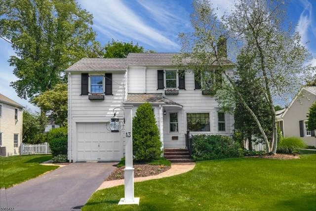 13 Indian Spring Rd, Cranford Twp., NJ 07016 (#3715864) :: Daunno Realty Services, LLC