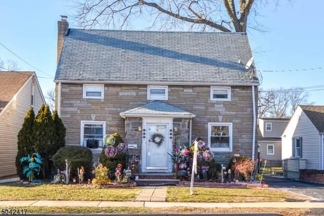 418 Fernwood Ter, Linden City, NJ 07036 (#3716124) :: Rowack Real Estate Team