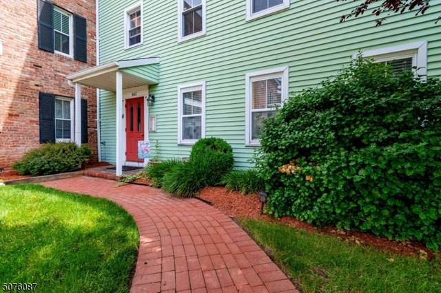 1007 Unicorn Way #2, Clifton City, NJ 07011 (MLS #3716221) :: Stonybrook Realty