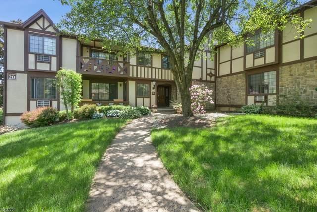 20 Kensington Rd B, Chatham Twp., NJ 07928 (MLS #3716339) :: SR Real Estate Group