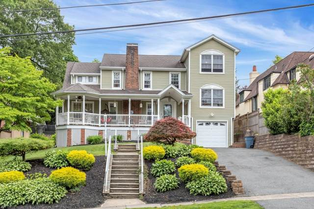 216 Whitford Ave, Nutley Twp., NJ 07110 (MLS #3716365) :: SR Real Estate Group