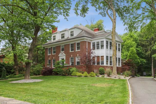 323 Montrose Ave, South Orange Village Twp., NJ 07079 (MLS #3716549) :: Gold Standard Realty