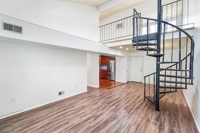 41 Mount Kemble Ave #405, Morristown Town, NJ 07960 (MLS #3716616) :: SR Real Estate Group