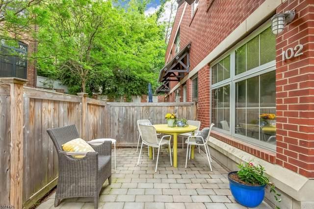25 Clark St #102, Glen Ridge Boro Twp., NJ 07028 (MLS #3716623) :: Kay Platinum Real Estate Group