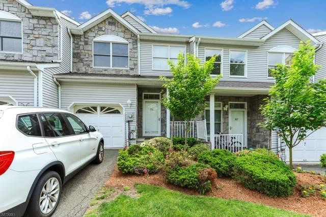 376 Summerhill Dr, Parsippany-Troy Hills Twp., NJ 07950 (#3716637) :: Rowack Real Estate Team