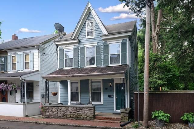 55 George Street, Lambertville City, NJ 08530 (#3716638) :: Jason Freeby Group at Keller Williams Real Estate