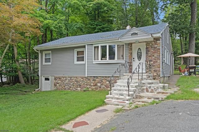122 W Lake Shore Dr, Rockaway Twp., NJ 07866 (#3716800) :: Rowack Real Estate Team