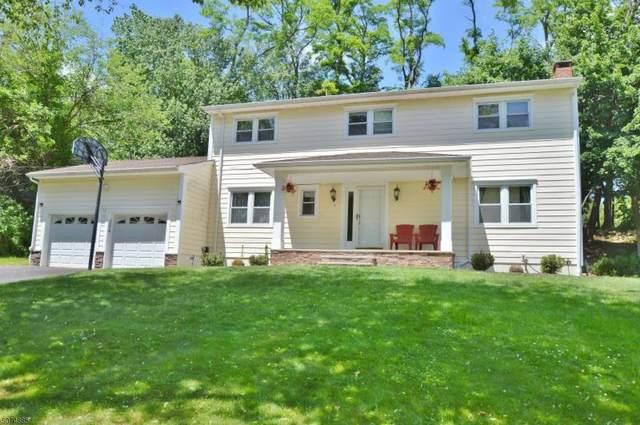 9 Crawford Rd, Parsippany-Troy Hills Twp., NJ 07950 (MLS #3716842) :: The Debbie Woerner Team