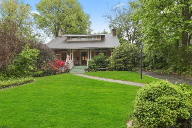 87 Watchung Ave, Chatham Boro, NJ 07928 (MLS #3716953) :: The Dekanski Home Selling Team