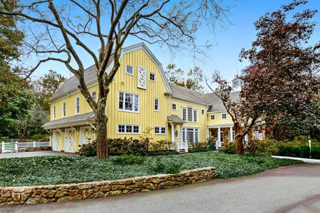 0 Village Road, Harding Twp., NJ 07976 (MLS #3717166) :: Stonybrook Realty