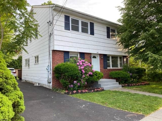 34 School St, Ramsey Boro, NJ 07446 (MLS #3717185) :: Team Francesco/Christie's International Real Estate