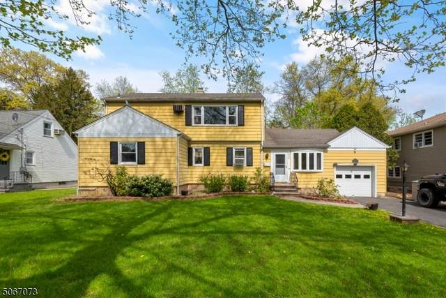606 Cranford Ave, Kenilworth Boro, NJ 07033 (MLS #3717290) :: The Dekanski Home Selling Team