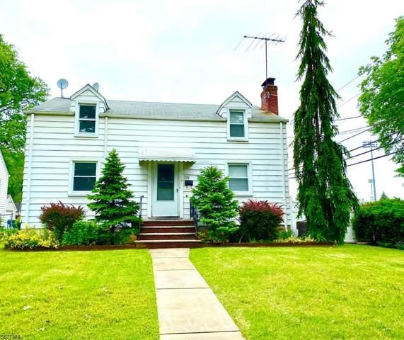 374 Boulevard, Kenilworth Boro, NJ 07033 (MLS #3717315) :: The Dekanski Home Selling Team