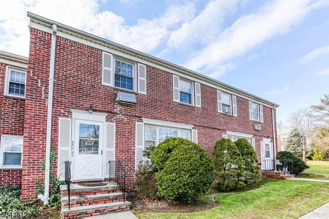 445 Morris Ave #8, Springfield Twp., NJ 07081 (MLS #3717388) :: The Dekanski Home Selling Team