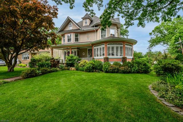 501 Prospect St, Nutley Twp., NJ 07110 (MLS #3717391) :: The Dekanski Home Selling Team