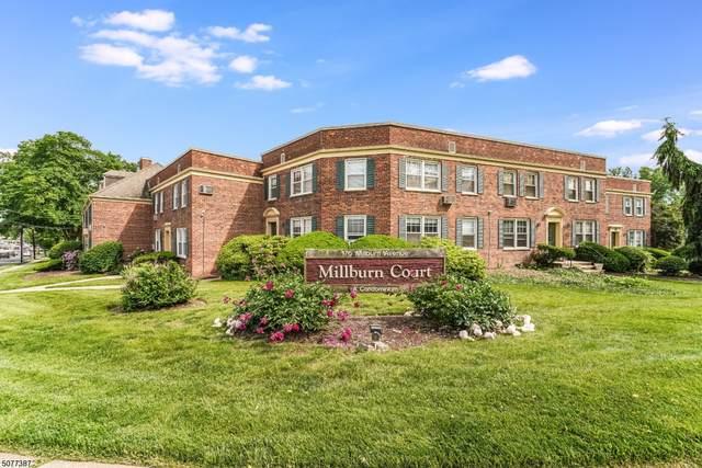 176 Millburn Ave #38, Millburn Twp., NJ 07041 (MLS #3717435) :: Kay Platinum Real Estate Group