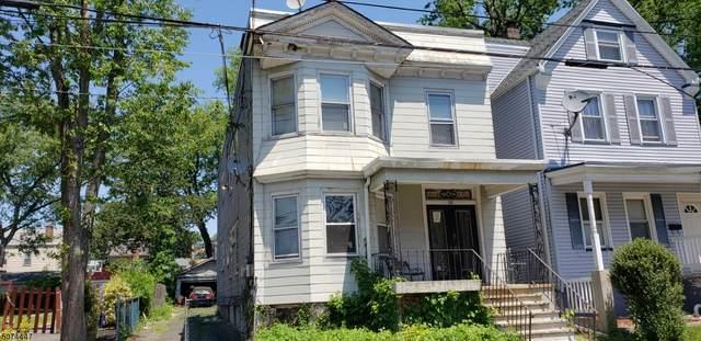 32 Rich St, Irvington Twp., NJ 07111 (#3717611) :: Daunno Realty Services, LLC