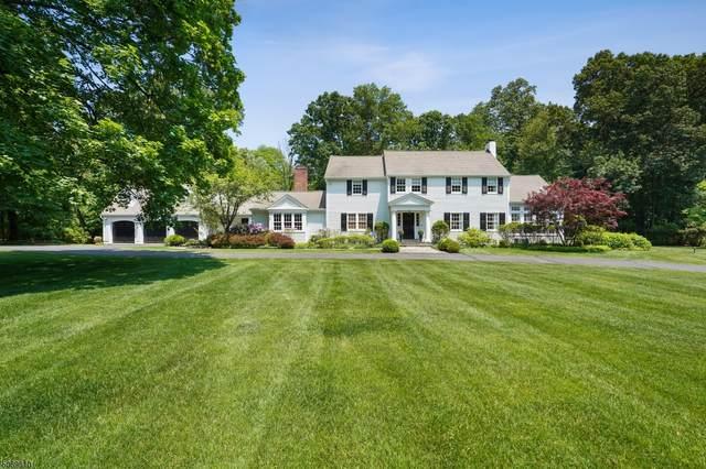 21 Long Hill Rd, Harding Twp., NJ 07976 (MLS #3717651) :: Team Braconi   Christie's International Real Estate   Northern New Jersey